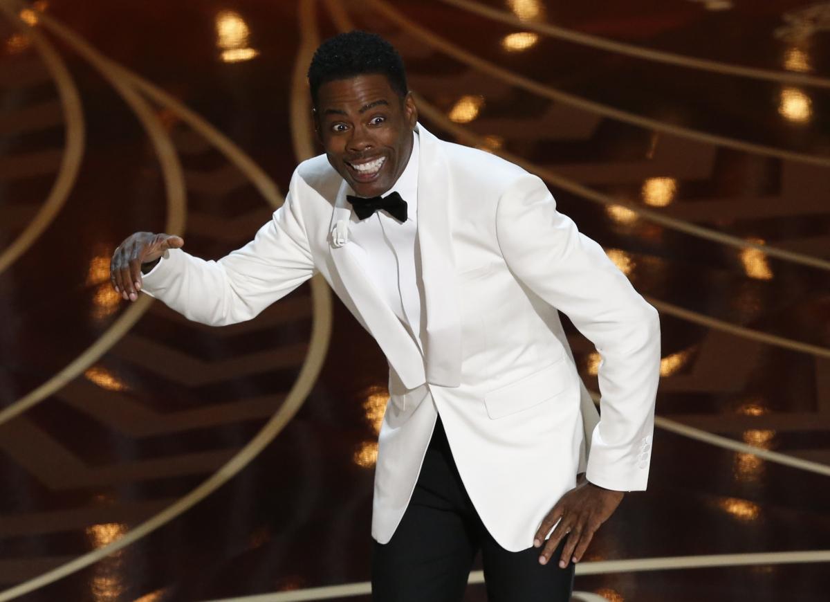 Chris Rock at The Oscars