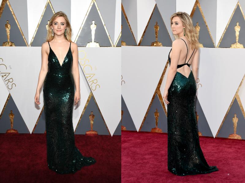 Oscar red carpet best looks