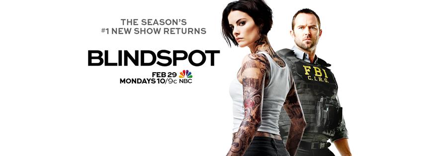 Blindspot season 1