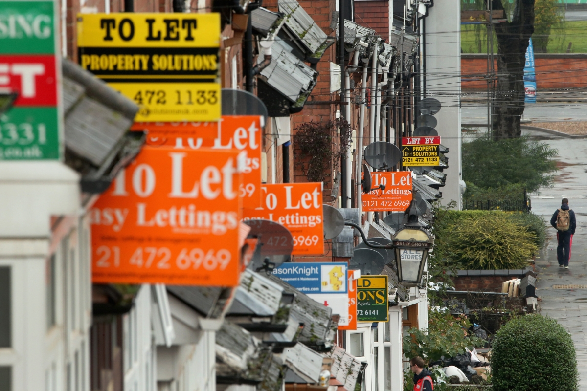 landlords buy-to-let rents estate agents