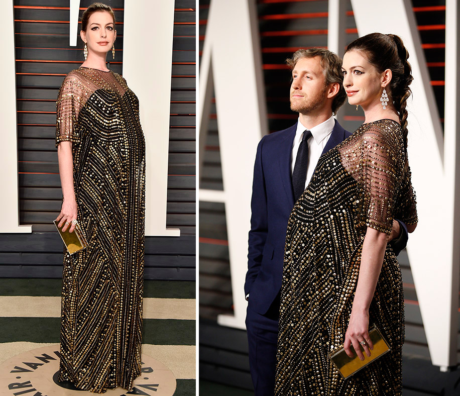 Anne Hathaway Jonathan: Anne Hathaway Welcomes First Child: Name Of Little Boy