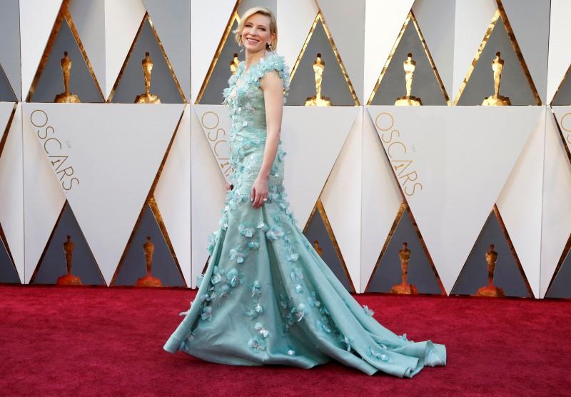 Cate Blanchett at Oscars 2016