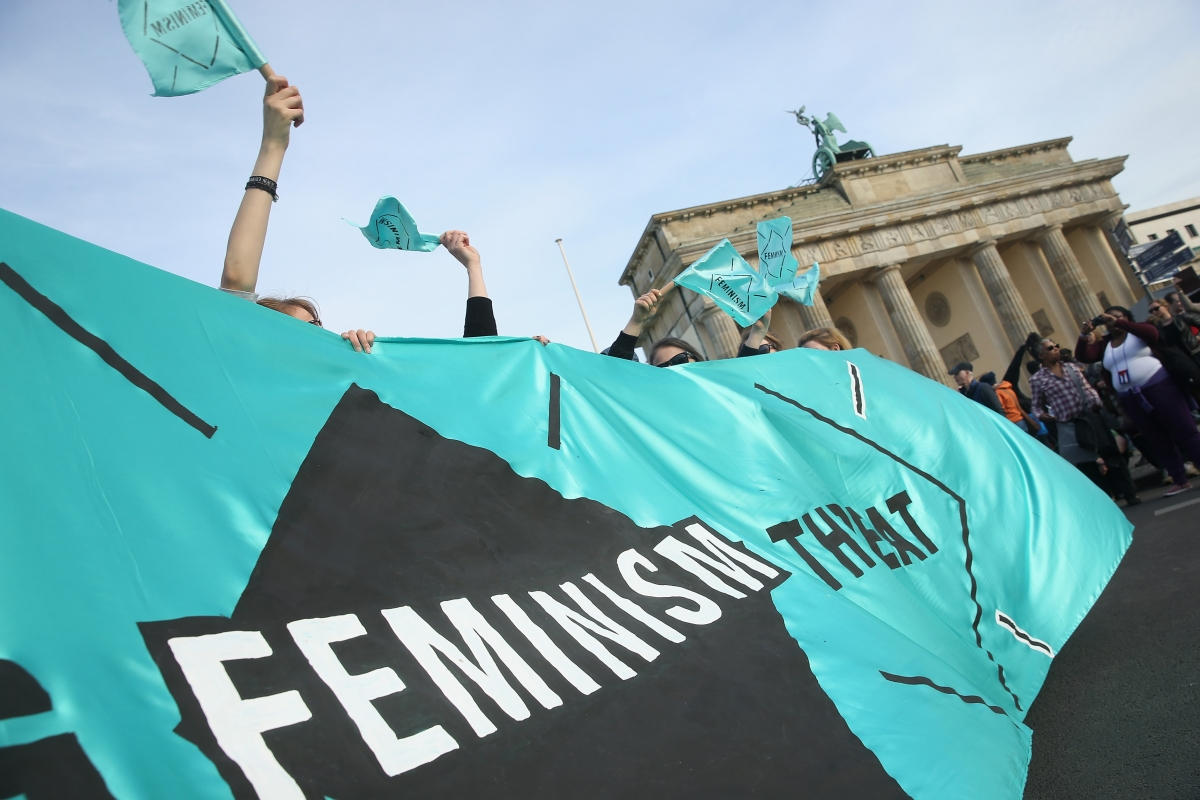 International Women's Day Berlin
