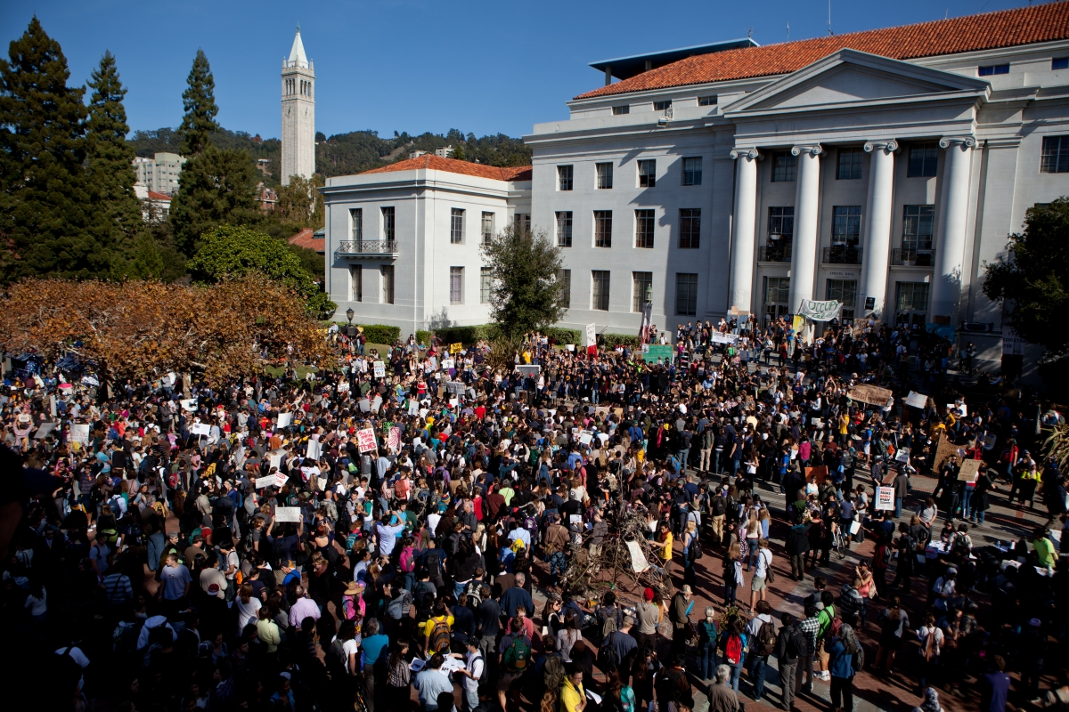 Cyberattck on UC Berkeley