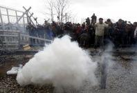 Migrant clashes
