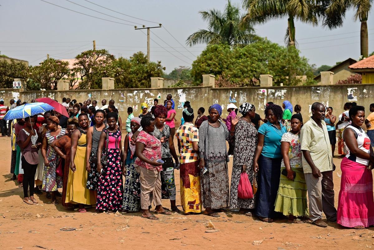 Uganda elections 2016