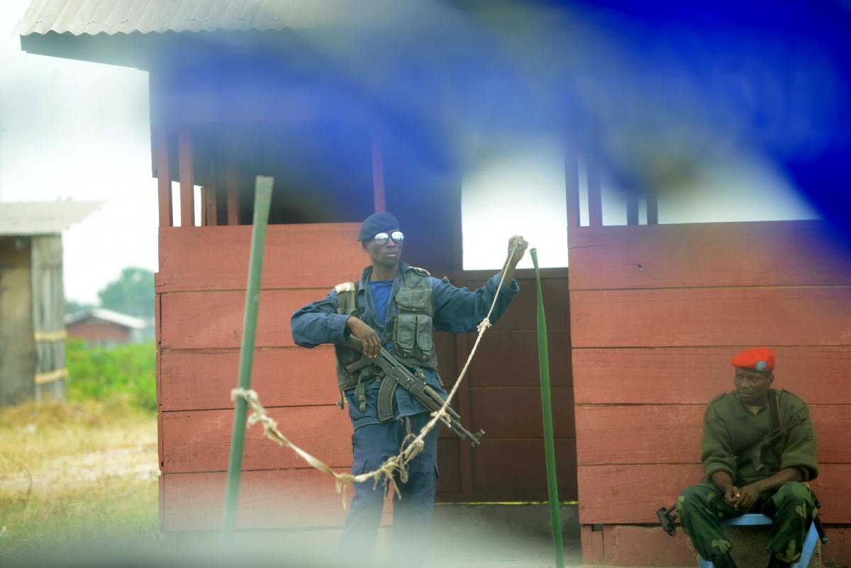 Makala prison in Kinshasa, DRC