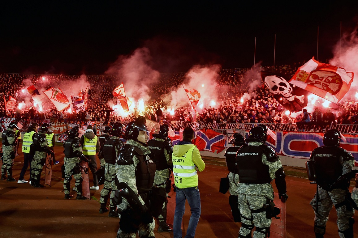 Red Star vs Partizan Belgrade