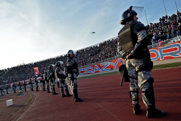 Belgrade derby