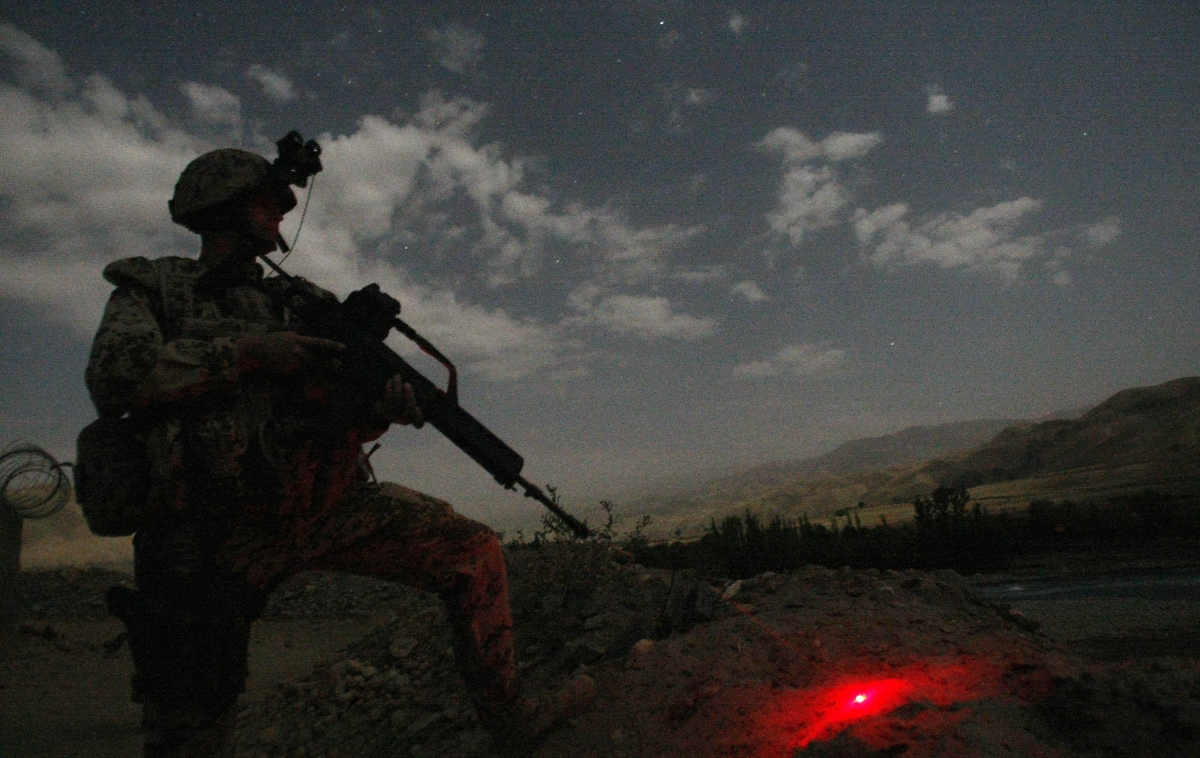 Army is fully committed to pursuing the use of high energy lasers