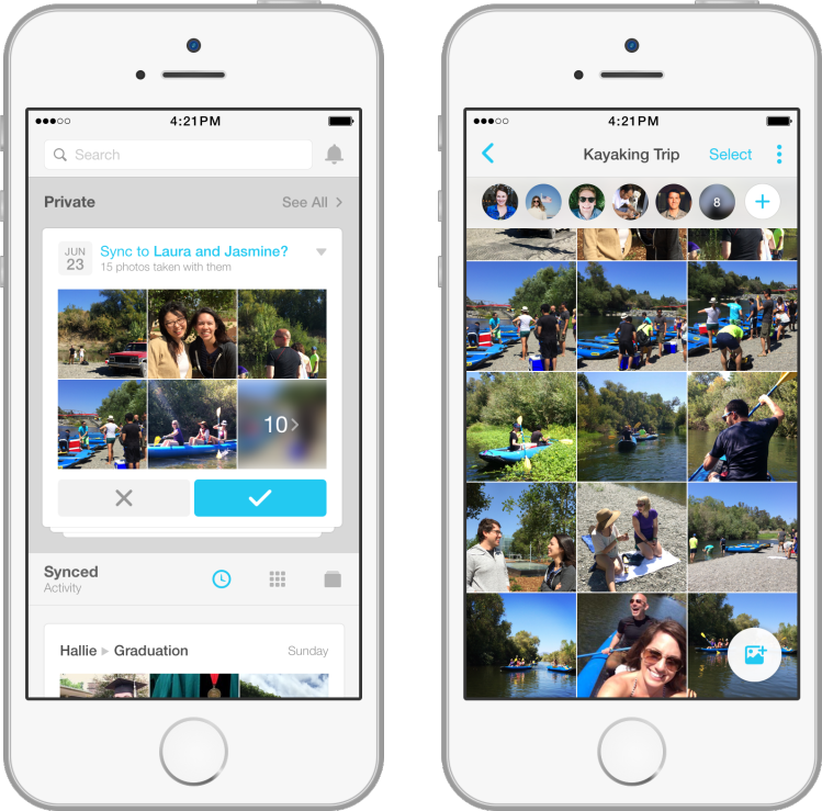 Facebook's 400m photo shared Moments app gets video support feature