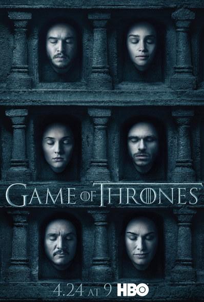 Game Of Thrones season six poster