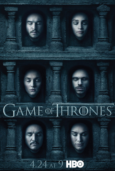 Game Of Thrones season six poster