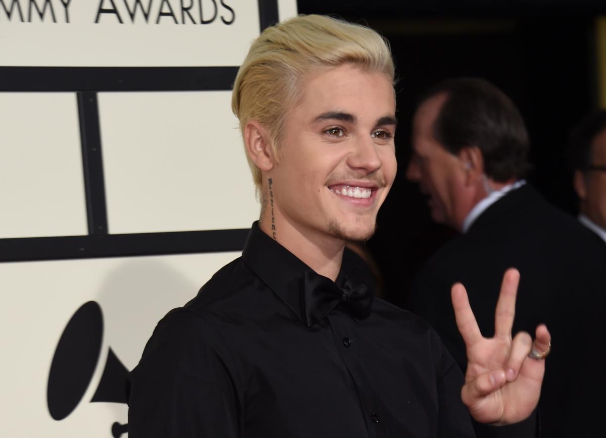 Justin Bieber birthday