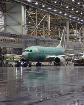 The Boeing 737-700 ER