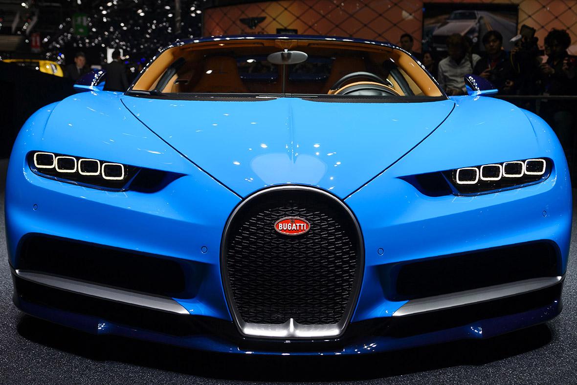 Geneva Motor Show 2016 Hot New Cars From Lamborghini Ferrari