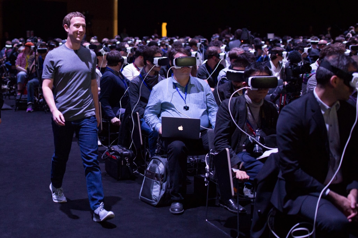 Mark Zuckerberg MWC16