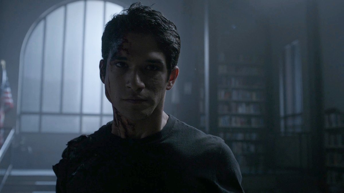 Teen Wolf season 5 episode 19
