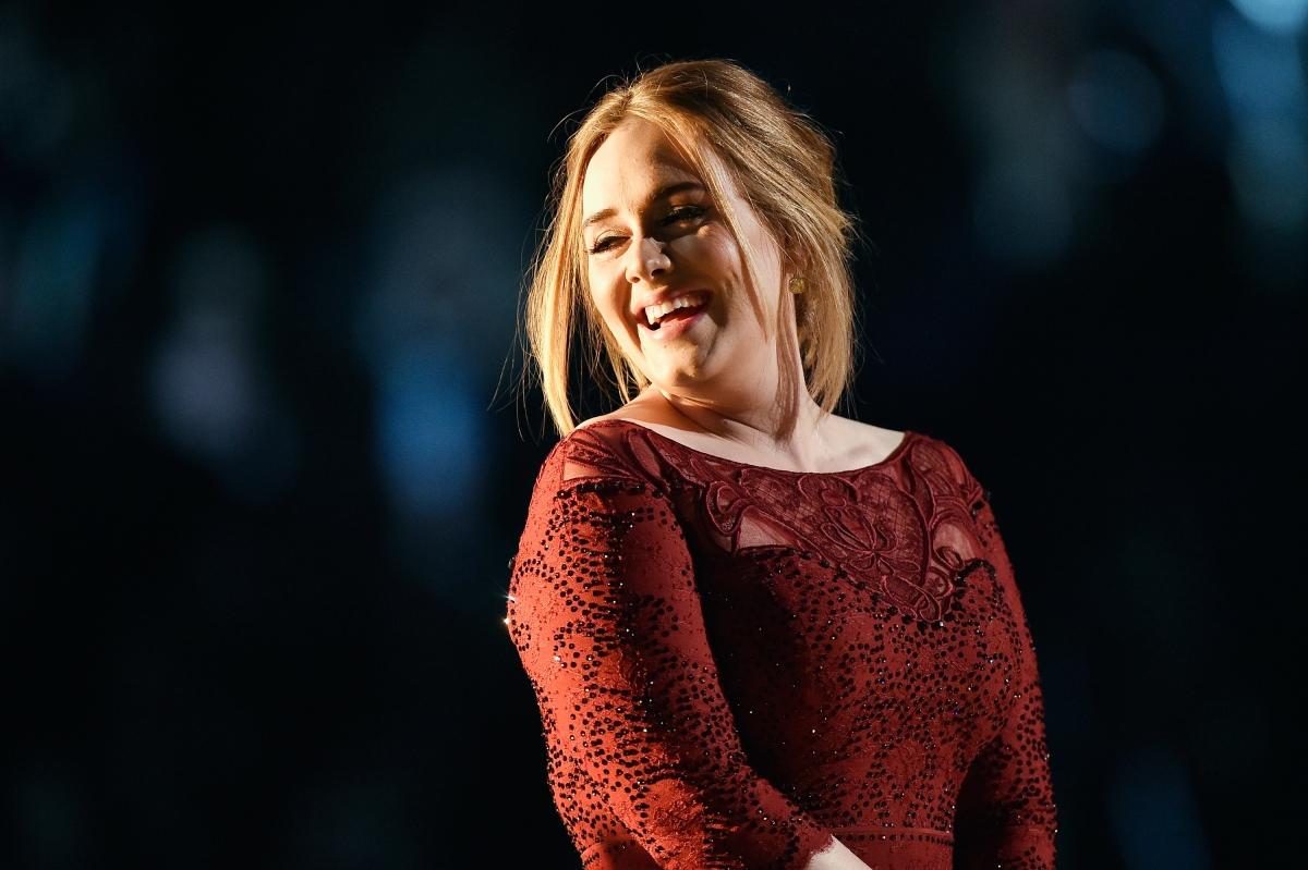 Adele 25 tour