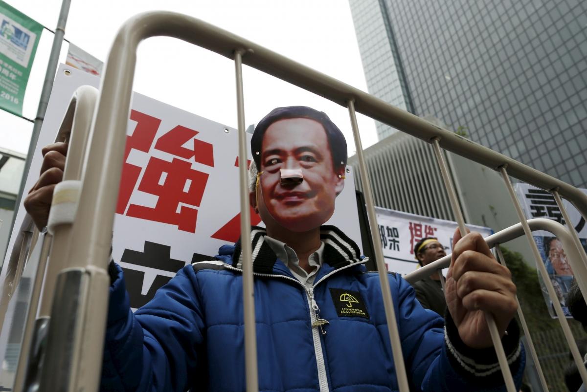 Lee Bo HK booksellers