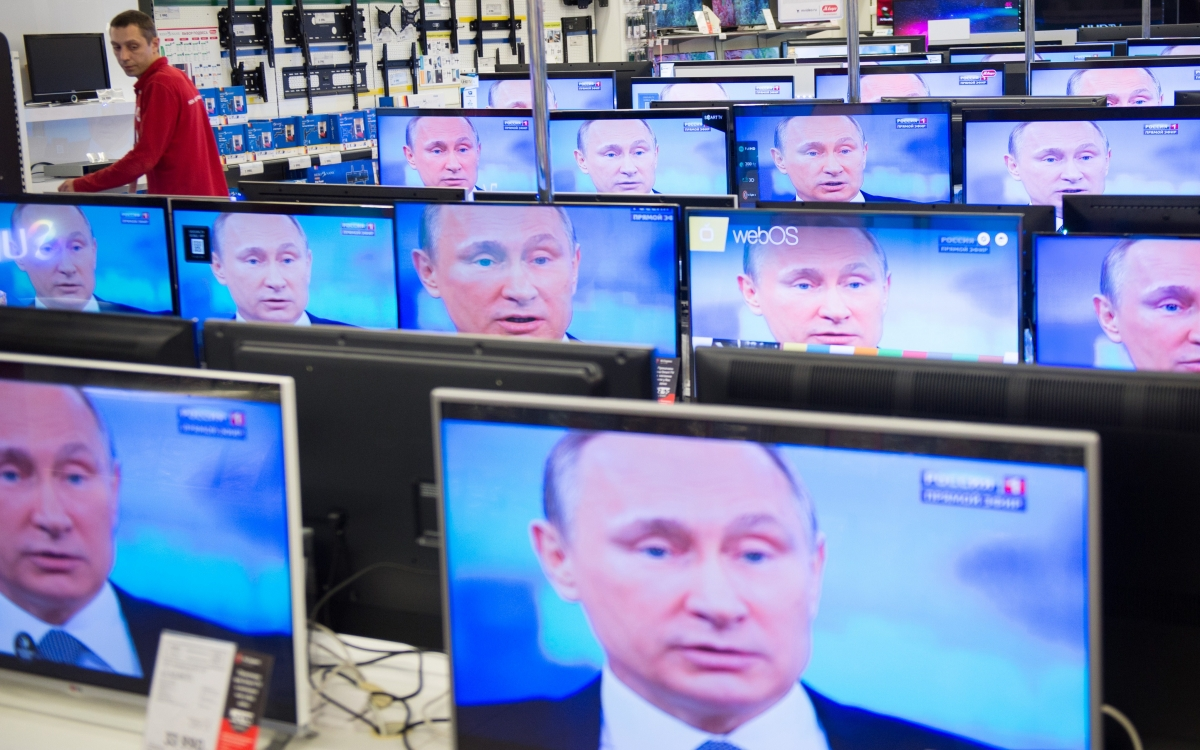 Russian tv channels