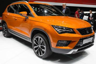 Geneva Motor Show 2016 Seat Ateca