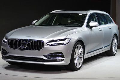 Geneva Motor Show 2016 Volvo V90 estate