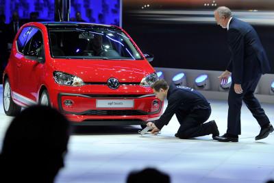 Geneva Motor Show Simon Brodkin LeeNelson VW