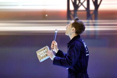 Geneva Motor Show 2016 Simon Brodkin