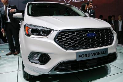 Geneva Motor Show 2016 Ford Vignale
