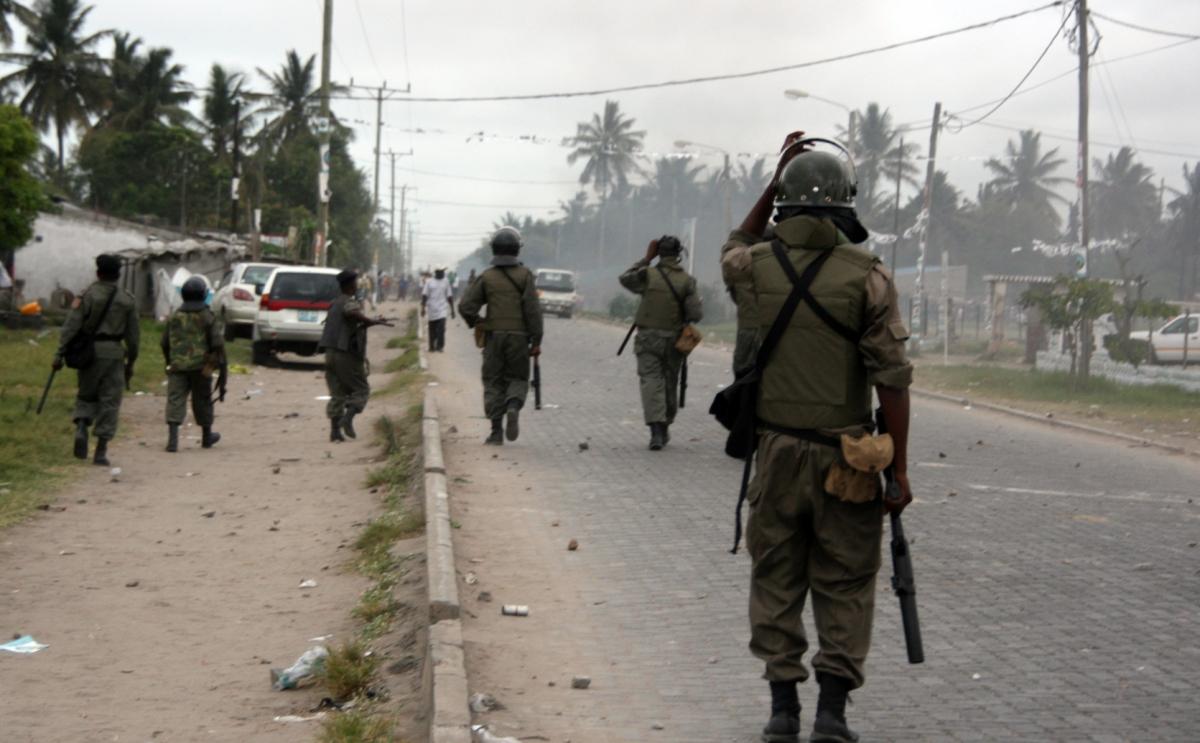 Mozambique elections 2014