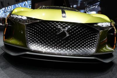 Geneva Motor Show 2016 DS E-Tense