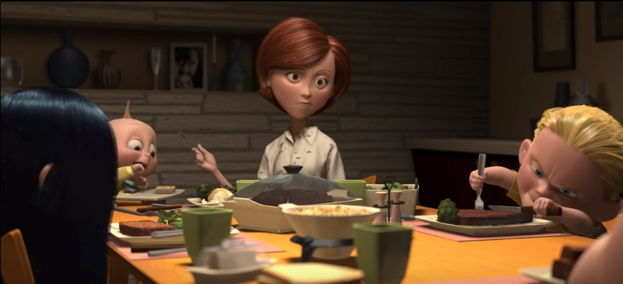 Helen Parr in The Incredibles