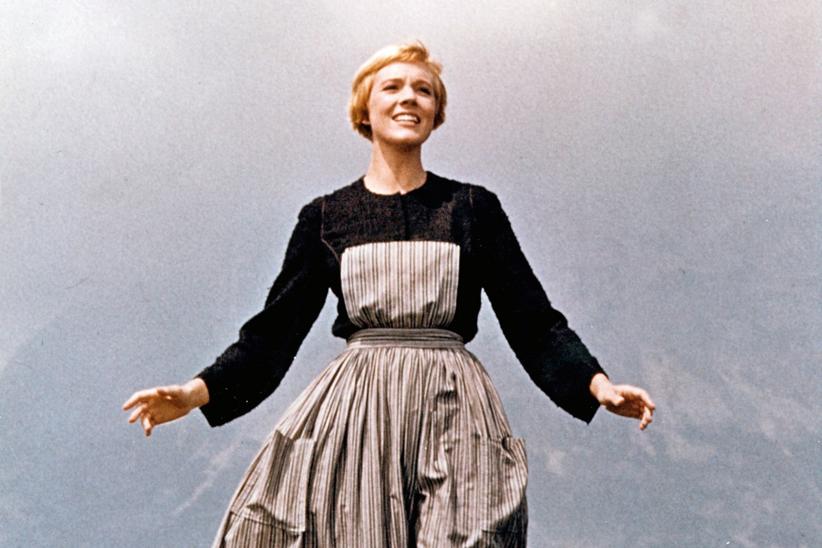 Julie Andrews 81st Birthday Mary Poppins Shrek 2 The