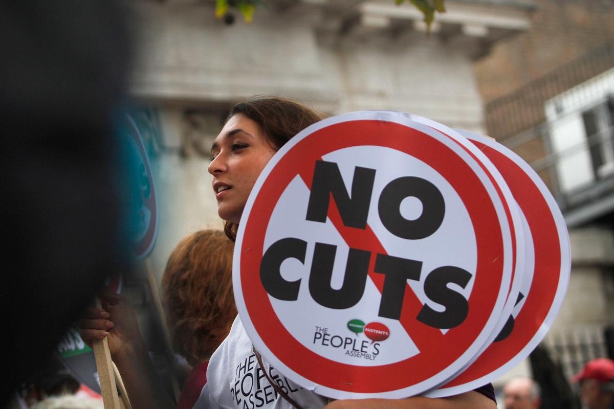 UK benefits cuts