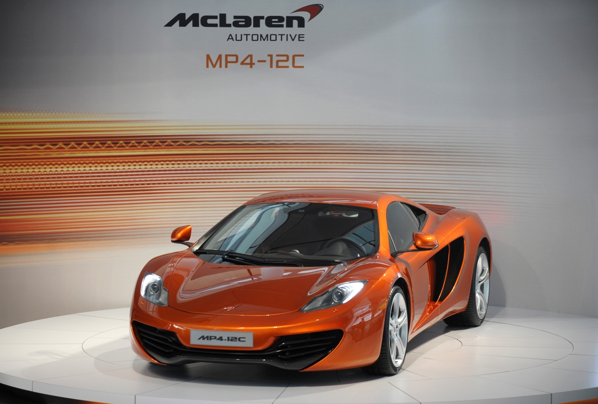 McLaren to produce 15 new cars under its new £1bn expansion plan