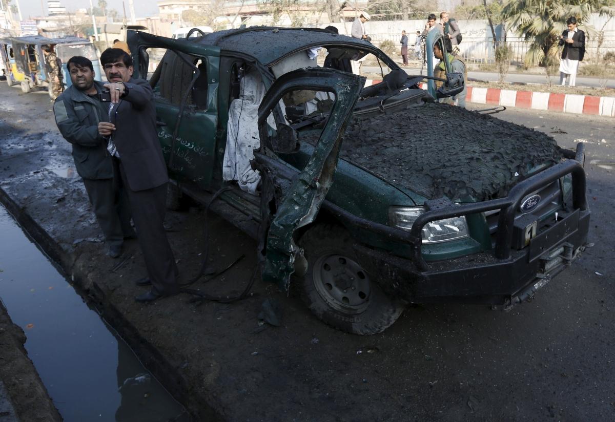 Jalalabad explosion