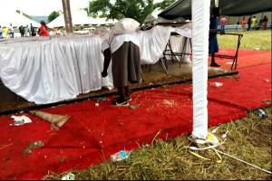 Zimbabwe: Mugabe's birthday party crumbs