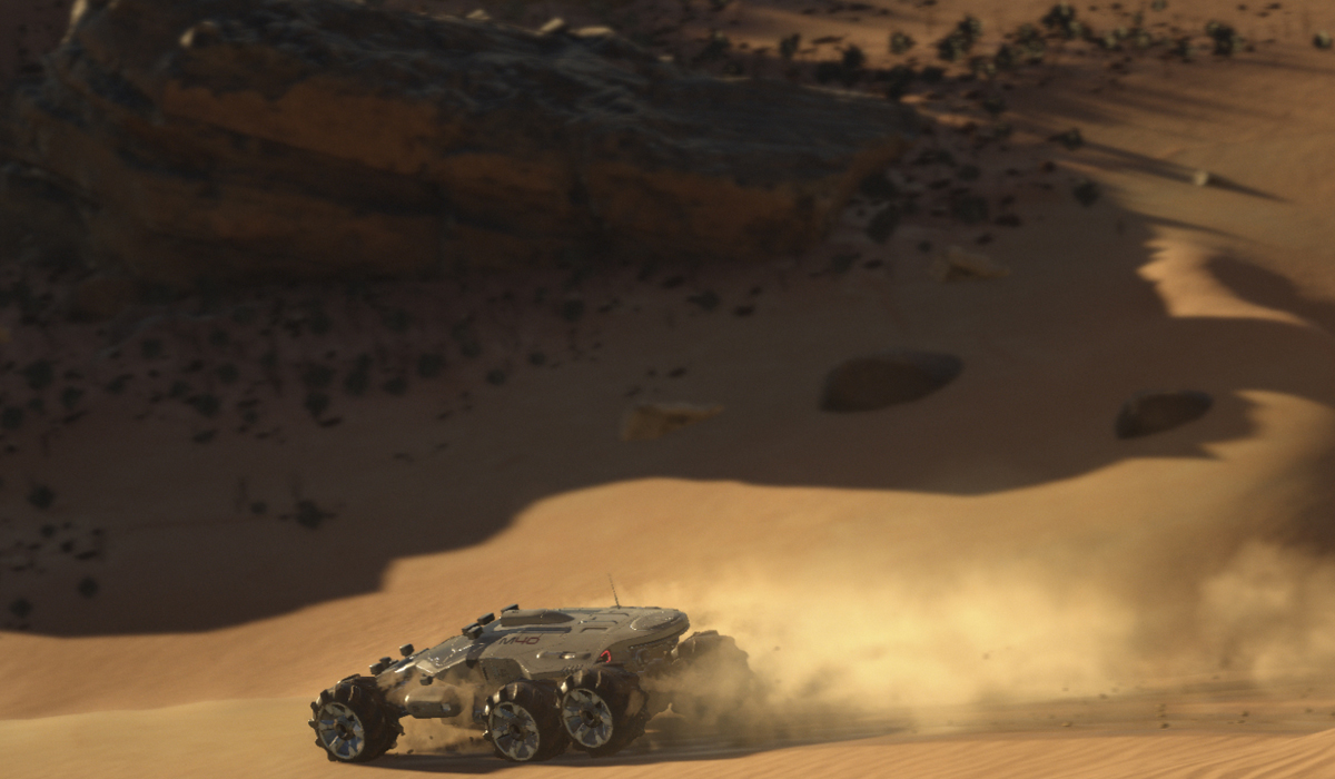 Mass Effect Andromeda 4 2017
