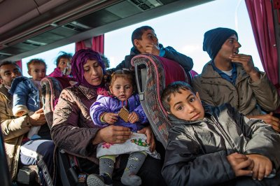 Greece refugees