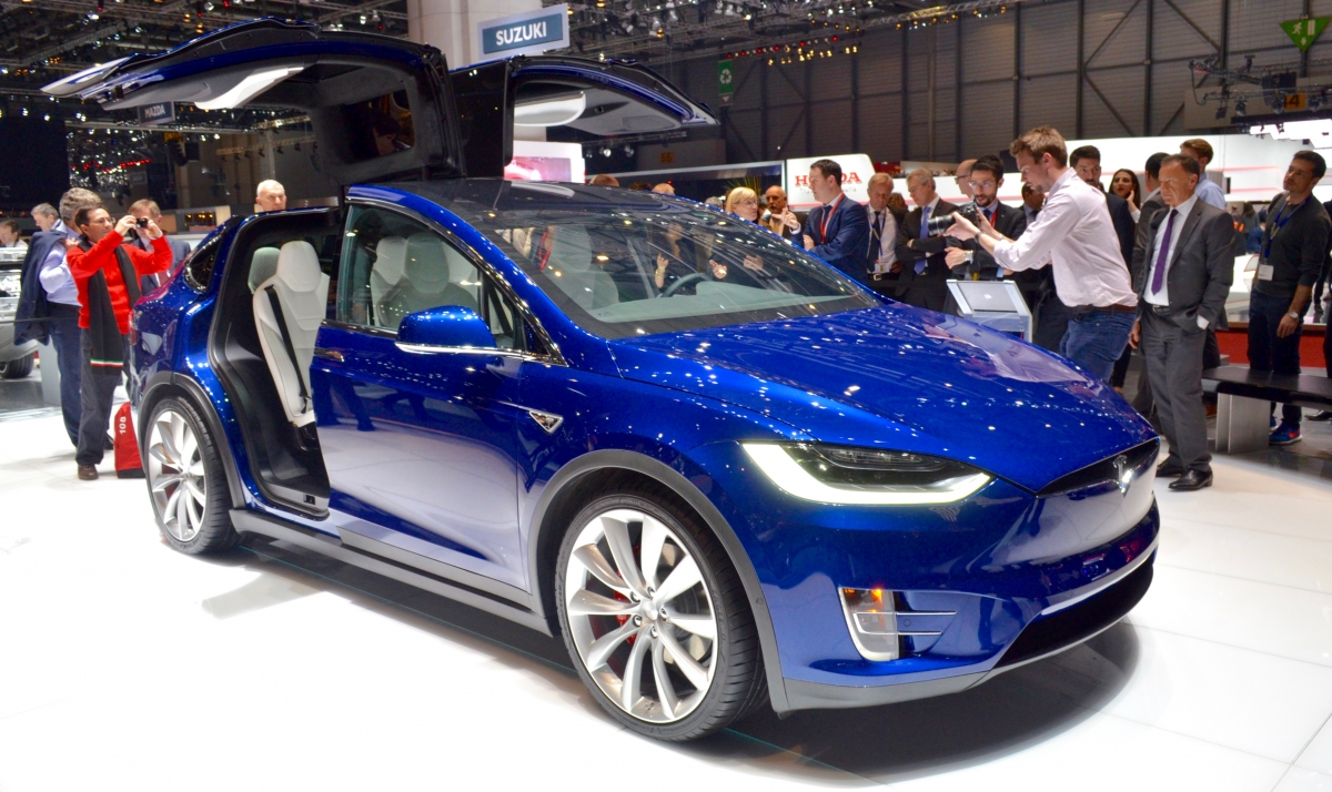 Tesla voluntary recall for Model X