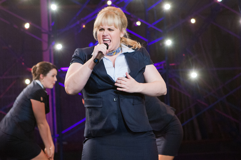Rebel Wilson in Pitch Perfect