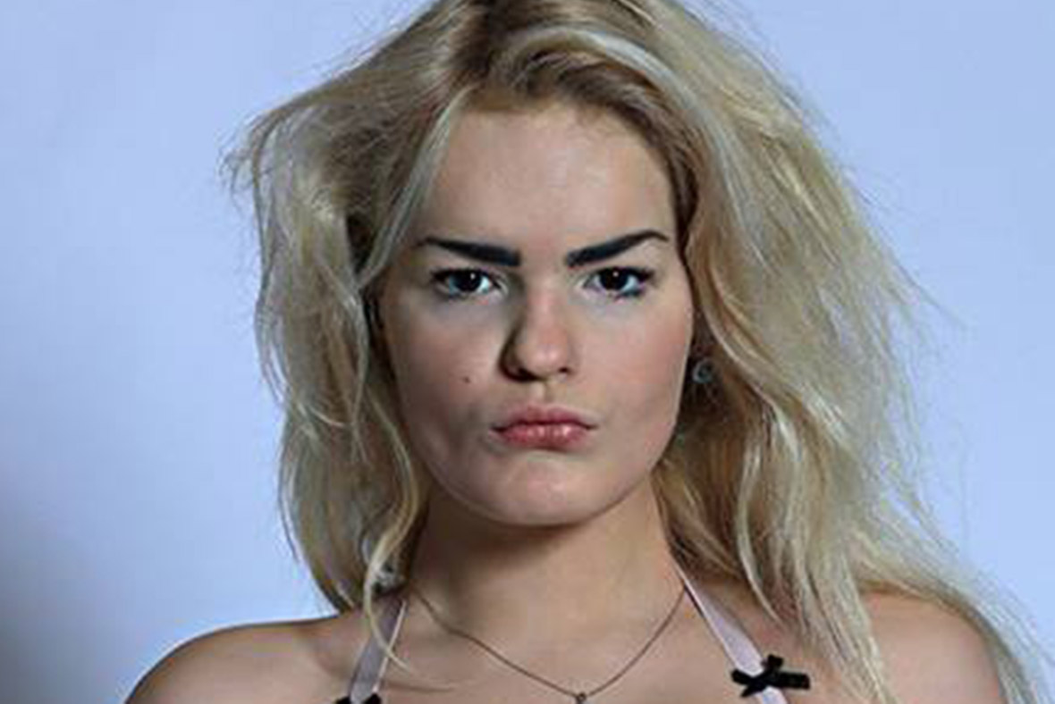Russian model Stefania Dubrovina has her eyes gouged out 'by jealous sister'