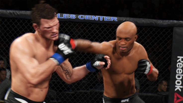 EA UFC 2 Michael Bisping Anderson Silva