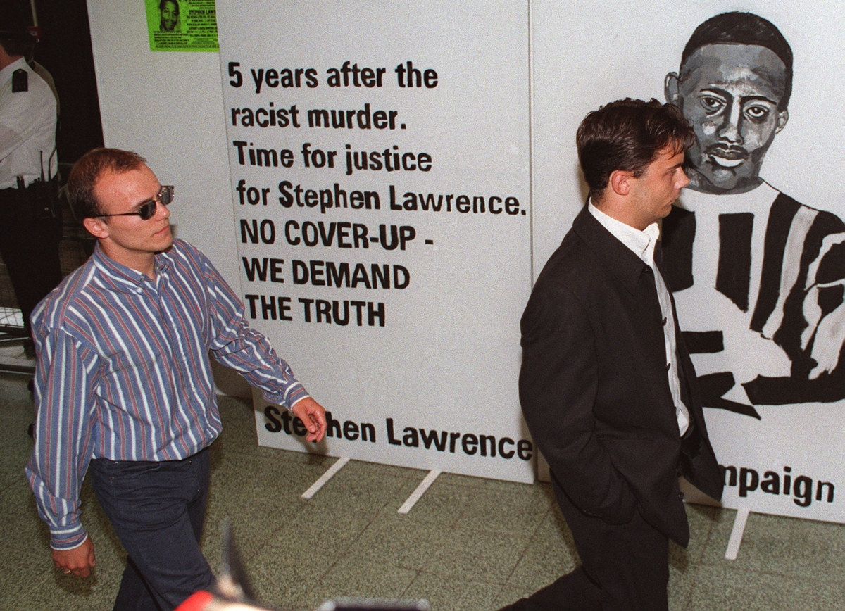 neil acourt stephen lawrence race murder
