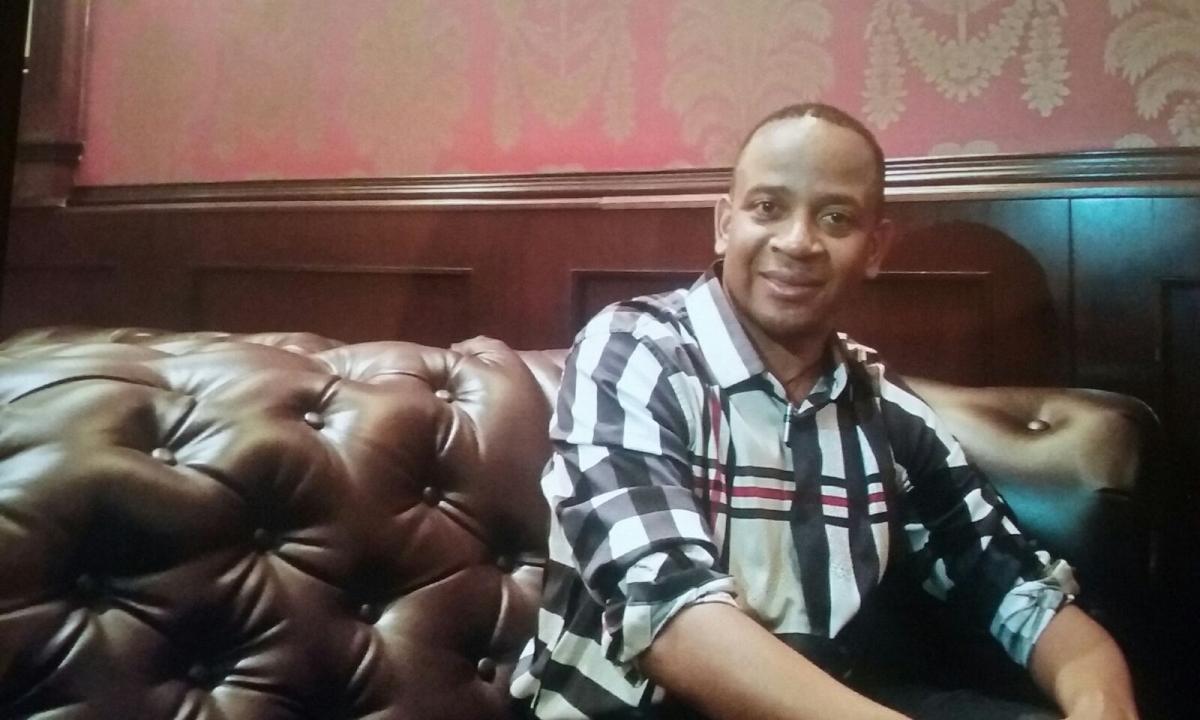 Mayor of Blantyre Noel Chalamanda s
