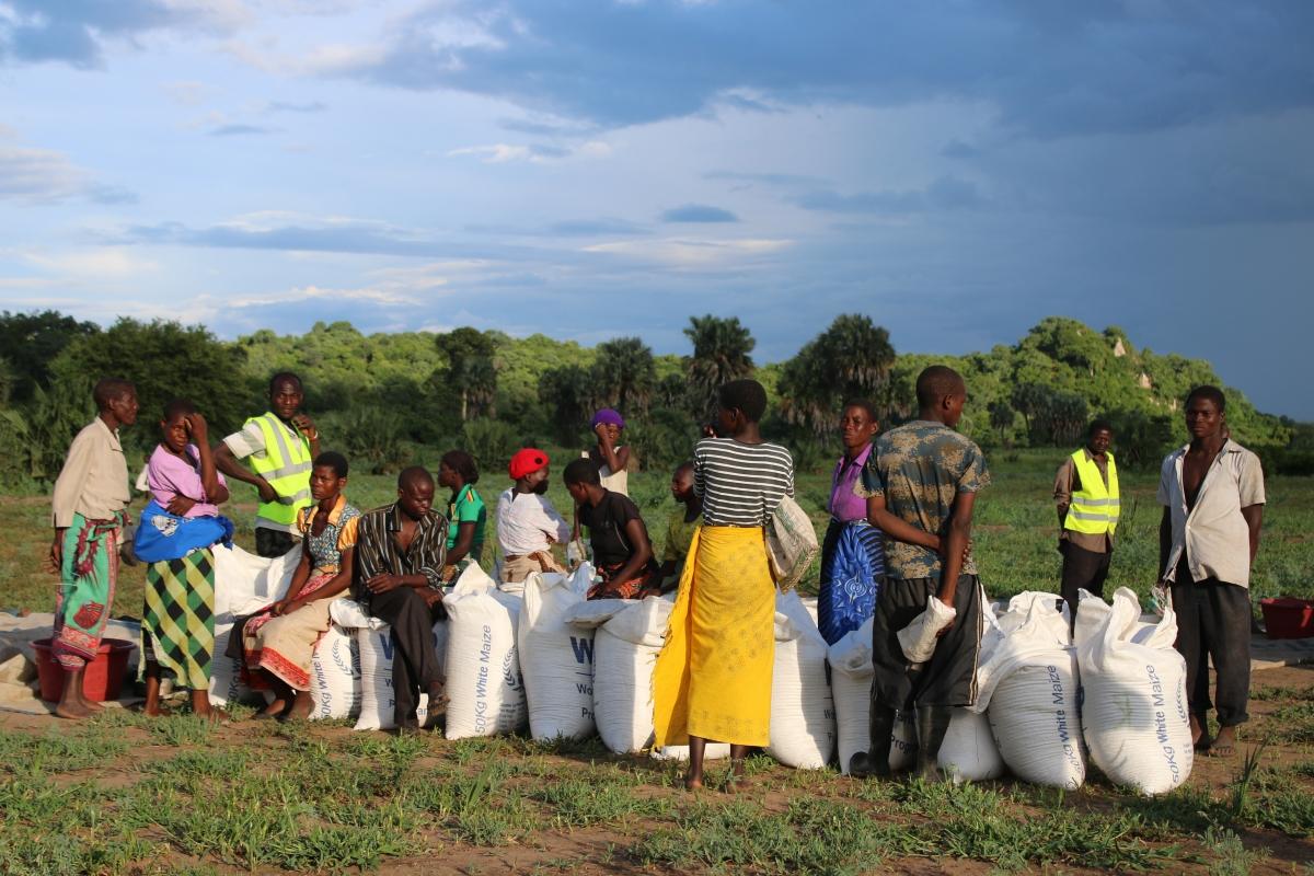 Drought in Malawi