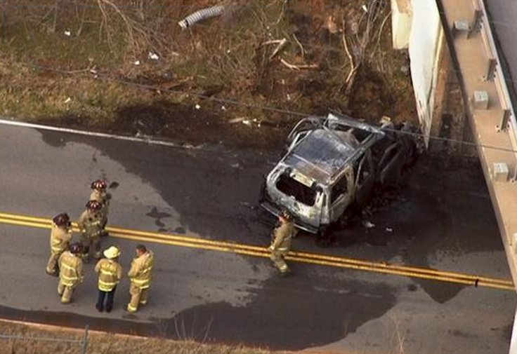 Aubrey McClendon car crash