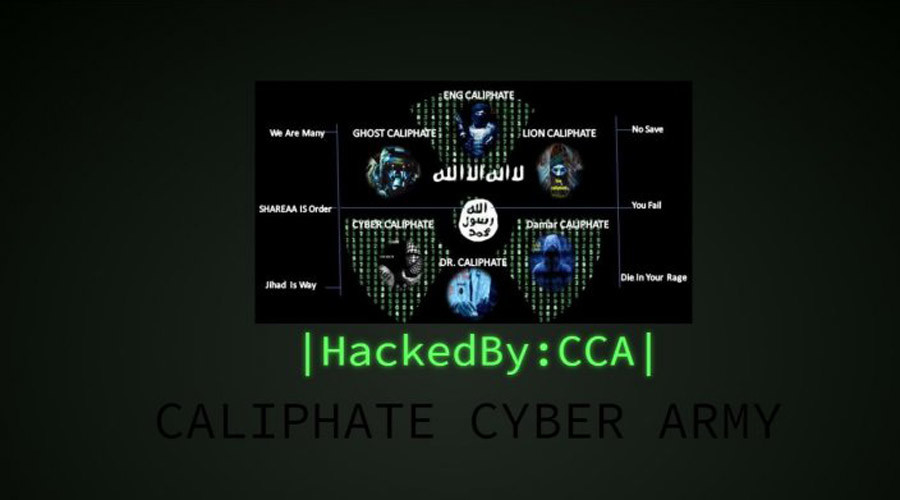 ISIS hackers' mistaken attempt to take down Google and get pwned by vigilante hacker group