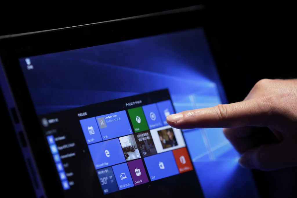 Windows 10 1607 script fix